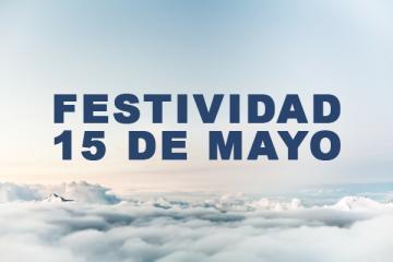 Festividad 15 de Mayo
