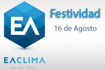 Festividad 16 de Agosto